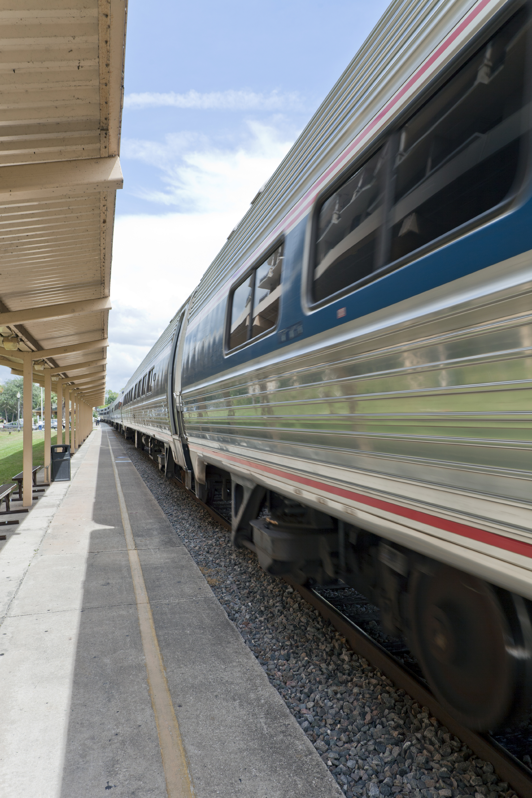 Radus Develops Data Architecture Strategy for Amtrak